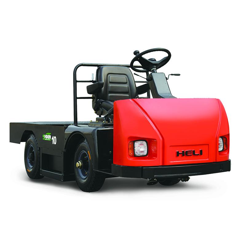 Xe chạy điện chở hàng 1- 5 tấn