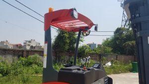 Cabin xe nâng điện reach truck Heli