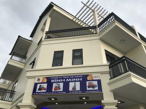 Địa chỉ văn phòng mới xe nâng Bình Minh