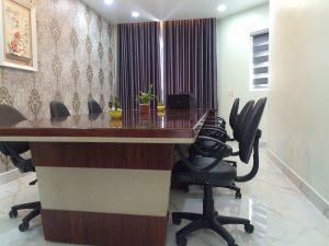 Phòng họp tổng quan