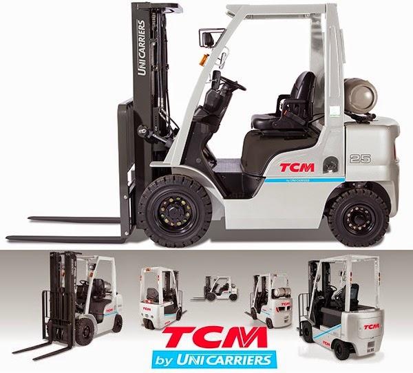 Giới thiệu xe nâng TCM