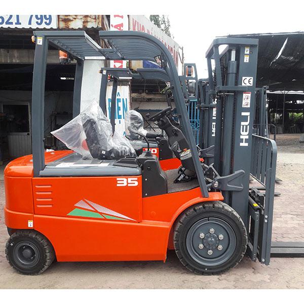 Xe nâng điện 3.5 tấn Heli