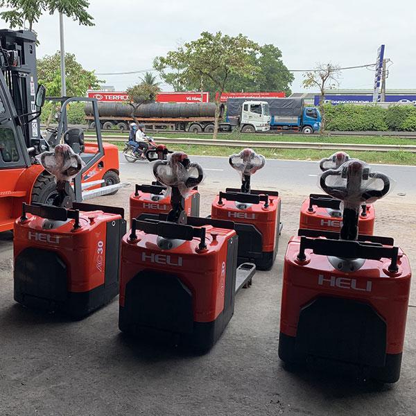 Xe nâng tay điện 3 tấn CBD30-460